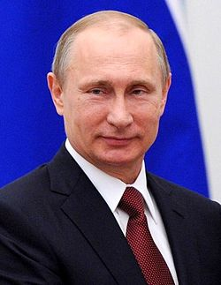 Vladimir Putin 2015