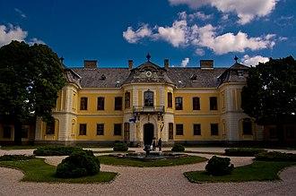 Mór - Lamberg Palace of Mór