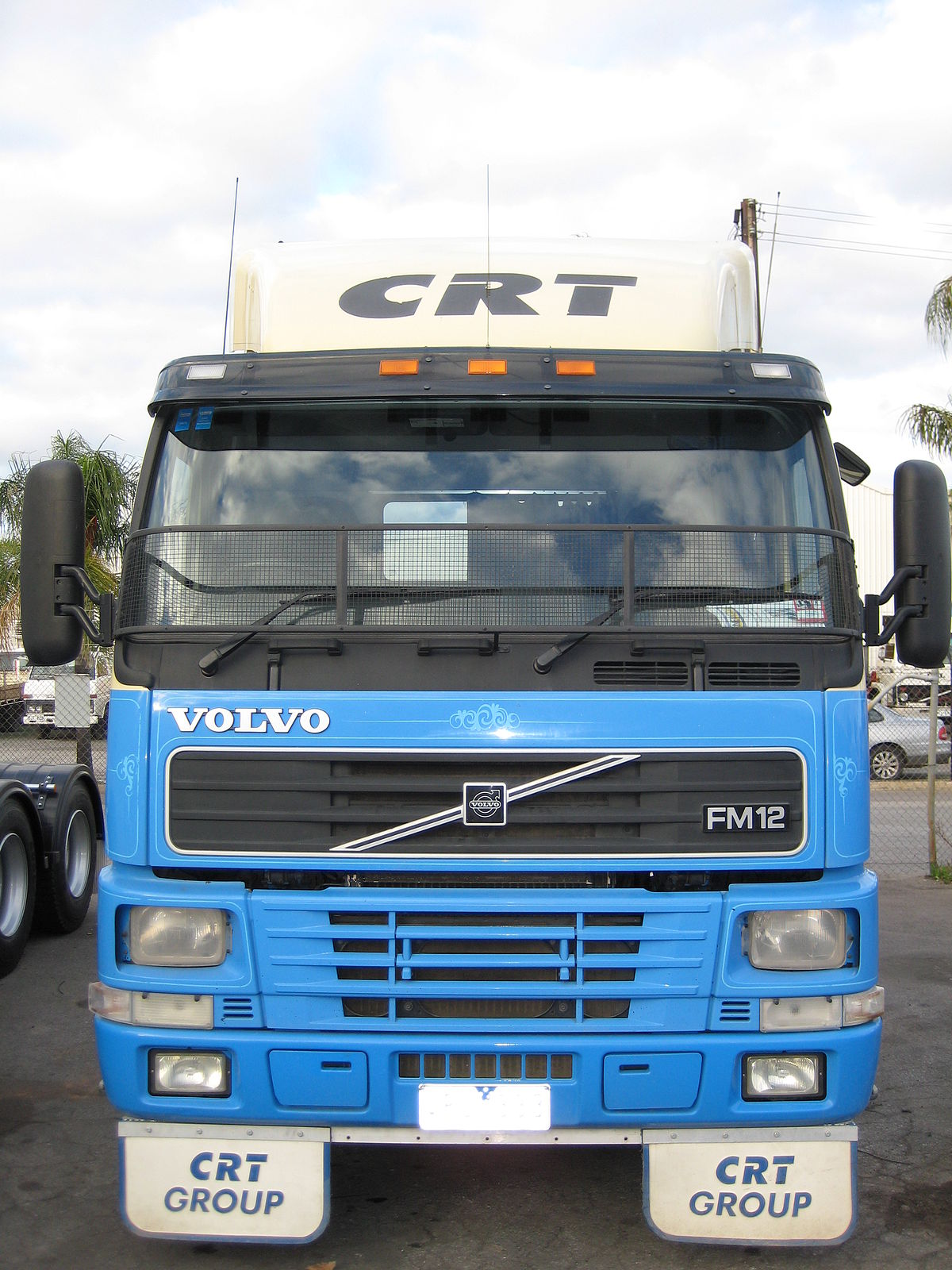 Volvo FM – Wikipedia