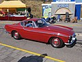 Volvo P 1800 S whit different set of wheels dutch licence registration unknown.JPG