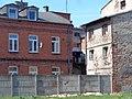Włocławek-forecourt of tenement at 24 Bulwary street.jpg