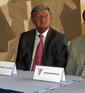 Włodzimierz Lubański - Lubański in 2011