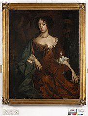Mary Stuart (1662-1695). Echtgenote van Willem III, Prins van Oranje