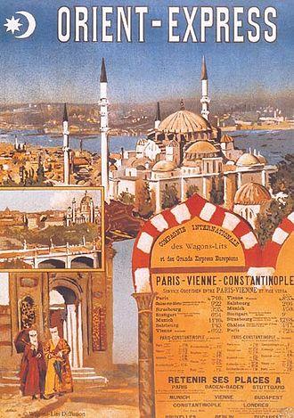 Orient Express - WL Orient Express