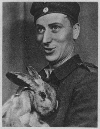 Günther Lüders - Günther Lüders in 1937