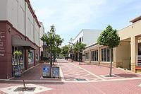 WTJ Jim Owens Central Walk entrance 2.JPG