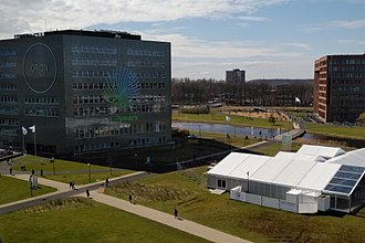 Wageningen University and Research - 100 years WUR on the campus