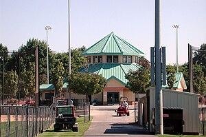 Delta Park - Image: WV Owenscomplex