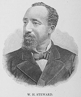 William Henry Steward civil rights activist from Louisville, Kentucky.