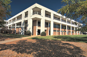 Wake Technical Community College - Library Education Building, Main Campus