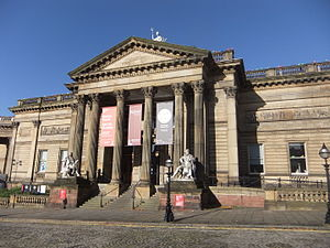 Cornelius Sherlock - The Walker Art Gallery, Liverpool