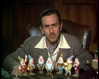 Trailer (promotion) - Walt Disney in a 1937 color film trailer for Snow White and the Seven Dwarfs.