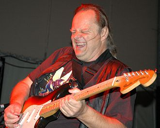 Walter Trout - Walter Trout at the Riverwalk Blues Festival, 2007