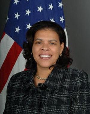 United States Ambassador to Namibia - Image: Wanda L Nesbitt ambassador