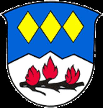 Brannenburg - Image: Wappen Brannenburg