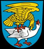 Das Wappen von Kremmen