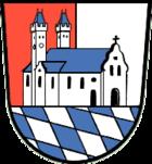 Das Wappen von Wertingen