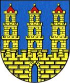 Das Wappen von Zschopau