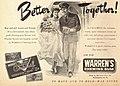 Warren's Chewing Gum - Better Together!, 1945.jpg