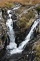 Waterfall, Allt Coire Ghadheil - geograph.org.uk - 1034108.jpg