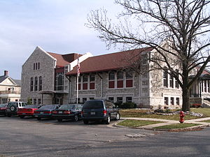 Webb City, Missouri - Image: Webb City Public Library