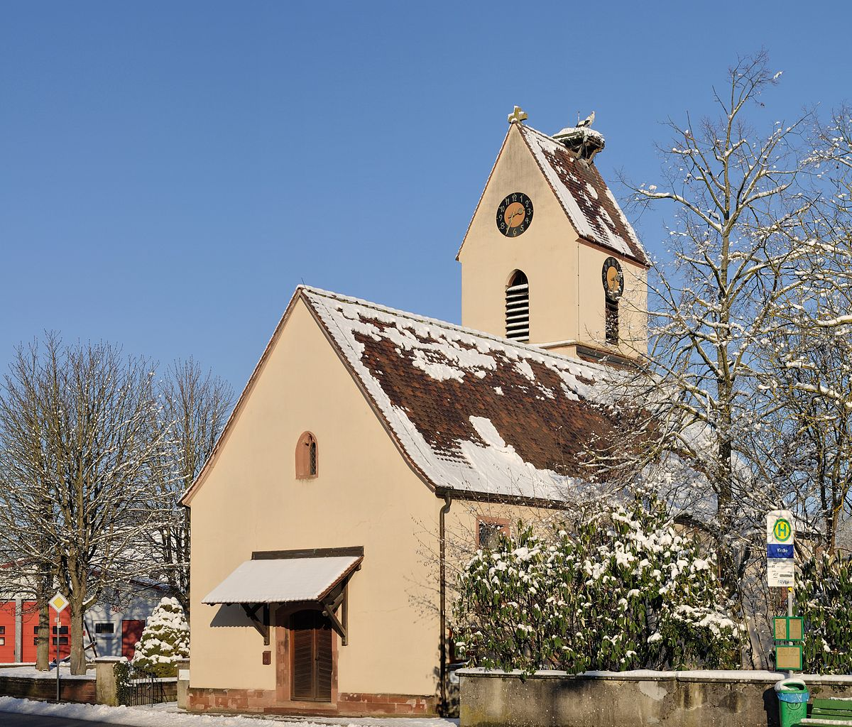 Weil Am Rhein M Bel evangelische kirche märkt