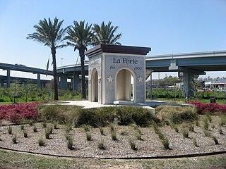 La Porte, Texas City in Texas, United States