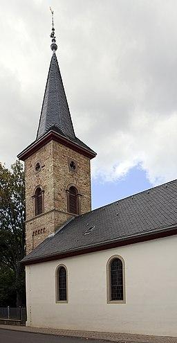 Welgesheim Evangelische Kirche 20100831