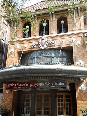Wells Theatre - Image: Wells Theatre