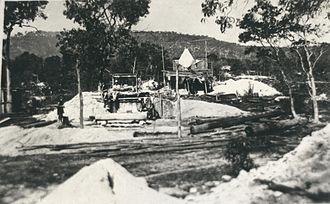 Wenlock Goldfield - Wenlock Gold Mine, 1930s
