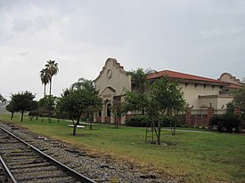 Weslaco Old Railroad Station.JPG