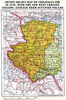 Territories of Poland annexed by the Soviet Union - Wikipedia
