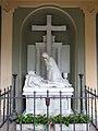 Westfriedhof Innsbruck Nördlicher Teil Riccabonasche Grabstätte 01.jpg