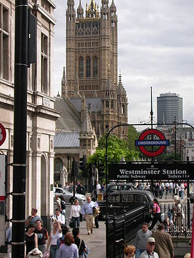 Image illustrative de l'article Westminster (métro de Londres)