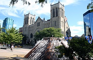 Westminster Presbyterian Church (Minneapolis) church building in Minneapolis, United States of America