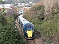 Weston-super-Mare - GWR 800011+800013 driver training to Taunton.JPG