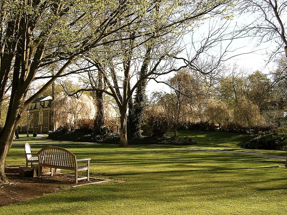 Whitman College Lawn