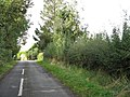 Why The White Line^ - geograph.org.uk - 1522473.jpg