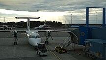 卑爾根機場