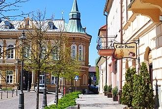 Wieliczka - Image: Wieliczka Rynek 04.16 087