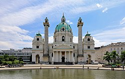 Wien - Karlskirche (1).JPG