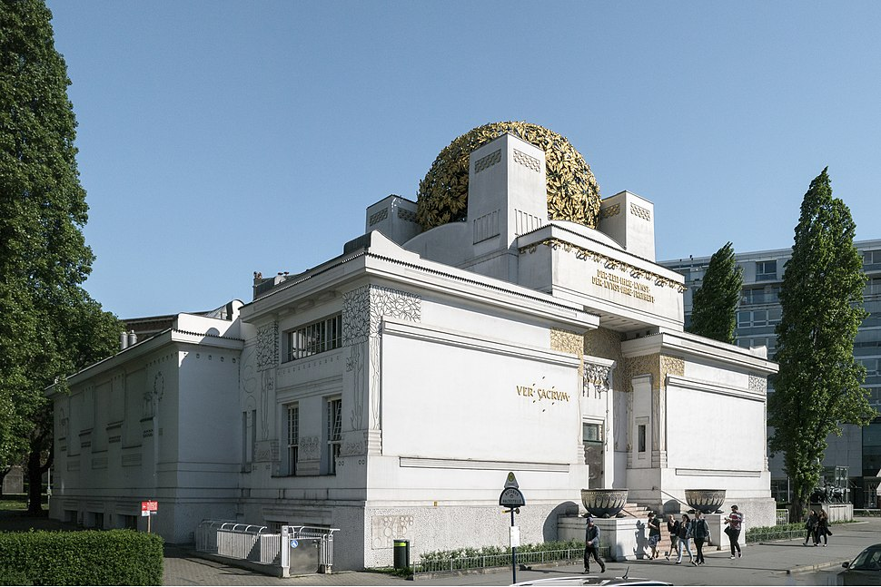 Wien Secessionsgebäude