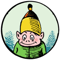 This user is a WikiGnome