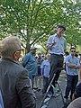 Wikimania 2014 - 0803 - Speaker's Corner220909.jpg