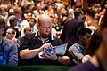 Wikimania 2014 opening - 14854231445.jpg
