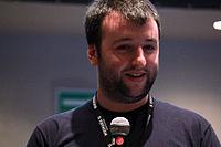 Wikimania 2015 - Joe Sutherland 38.jpg