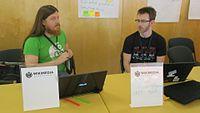 Wikimedia Hackathon 2017 IMG 4256 (34755866825).jpg