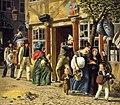 Wilhelm Marstrand - En flyttedagsscene - 1831.jpg