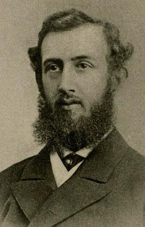 William Winwood Reade - Photo of William Winwood Reade published in 1910