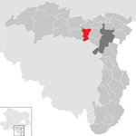 Winzendorf-Muthmannsdorf in the district WB.PNG
